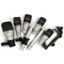 Kit De Microfones Samson Kit 7 - Para Bateria - 005071