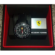 Relógio Ferrari Scuderia Chrono Modelo Ronda 5030 D Original