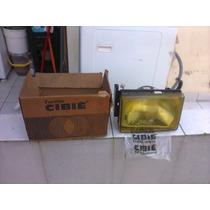 1 Farol Cibié L.esq.amarelo Opala Caravan D20 Novo Gm