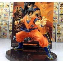 Goku Pvc Action Figure Toy 15 Cm - Banpresto - Dragon Ball Z