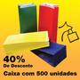 Sacolinha Saquinho Lembrancinha Festa Atacado 500 Unidades
