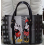 Bolsa Mickey Minnie Moda Feminina Notebook Personagem
