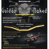 Guidão Guidon Esportivo Titan, Mix, Cg, Fan,150, 125, Factor