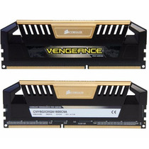 Mem. P/ Pc 8gb (2x4gb) 1600mhz Ddr3 - Corsair Vengeance Pro