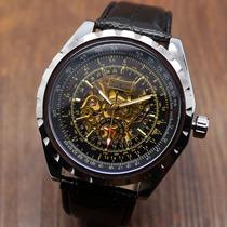 Relógio Jaragar Automático -super Oferta - A Pronta Entrega