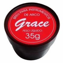 Breu Para Instrumentos De Arco Grace 1637