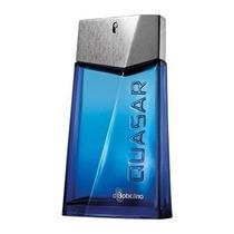 Novo Perfume Boticario Quasar, 125ml, Oferta