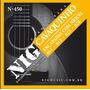 Encordoamento Nig Para Cavaquinho - 011/028 - Cordas N450