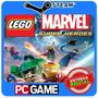 Lego Marvel Super Heroes Steam Cd-key Global Envio Imediato