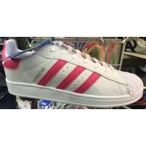 Tênis Adidas Superstar Feminino Novo E Na Caixa Aproveite