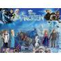 Bonecos Filme Frozen Kit 6 Bonecos Em Miniaturas Menor Preço