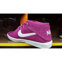 Botinha Nike Suketo Cano Médio Feminino Envio Imediato+frete
