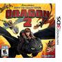 How To Train Your Dragon 2 (como Treinar Seu Dragão 2) - 3ds