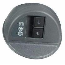 Botão Vidro Eletrico Gol G4 Dianteiro Esquerdo Comanda 4 P
