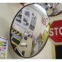 Espelho Convexo 60cm Para Garagens ( Retrovisor E Portaria)