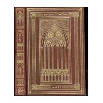 Livro A Divina Comédia=dante Alighieri=nova Cultural=capa Du