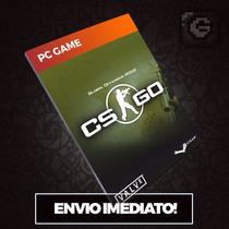 Cartão Steam Cs:go - Counter-strike - Global Offensive