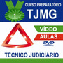 Concurso Do Tjmg T�cnico Judici�rio V�deo Aulas Atualizadas