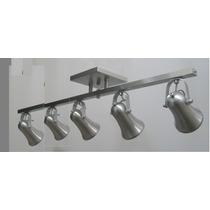 Lustre Cozinha Luminária Grande Para 5 Lâmpadas 0316wh