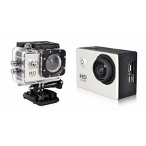 Camera Esportiva 12 Mp Full Hd Filmadora Radical Performance