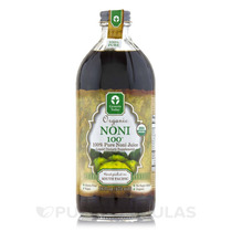 Noni Orgânico 100 - 16 Fl. Oz (473 Ml) Por Genesis Today