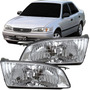 Par Farol Toyota Corolla Ano 1999 2000 2001 2002