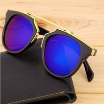 Óculos De Sol Feminino Estilo Super Star Fashion Moda Verão
