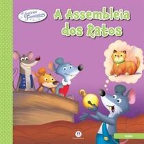 Livro-coleção Histórias Fantásticas - A Assembléia Dos Ratos