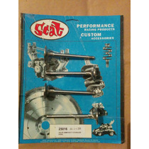 Valvula Escape Scat 35mm Inox Stainless 25016 Vw Ar Fusca