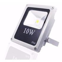 Refletores Led 100w , 50w 10w - Holofote Branco Frio Bivolt