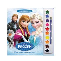 Aquarela Frozen Uma Aventura Congelante - Dcl