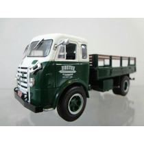 Miniatura Caminhão Fnm D-9500 Brasinca - Escala 1/43