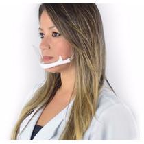 Máscara Higiênica P Estética, Podologia, Preserva Maquiagem!