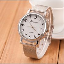 Relógio Geneva De Quartzo Feminino