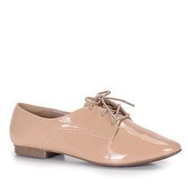 Sapato Oxford Feminino Pensatto - Nude
