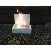 Lareira Ecológica Alcool/etanol Sem Fumaça E Cheiro + Brinde