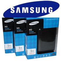 Hd Samsung 1tb 1000gb Portatil M3 Original Bolso Usb 2 E 3.0