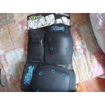 Kit De Segurança Para Moto Ou Patins