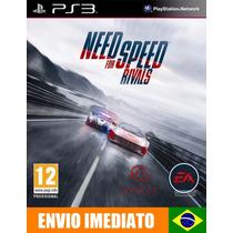 Need For Speed Rivals - Ps3 - Português Pt-br - Promocão !!