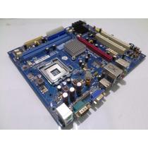 Placa Mae Pcware Pw-945gcx Socket 775 Ddr2