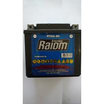 Bateria Raiom Rtx4l-bs - Bros 125 / Crf230 / Bros 150
