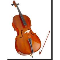 Violoncelo Stewart 4/4 Excelente Qualidade E Sonoridade