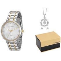 Relógio Mondaine Feminino 76434lpmvbe4k1