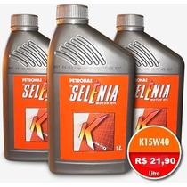 Oleo Selenia 15w40 Semi-sintetico
