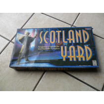 Jogo Scotland Yard Da Grow 100 Casos C/manual - Tabuleiro