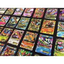 Lote Mega Ex - 200 Cartas Pokemon, Mega Ex Garantida+ Brinde