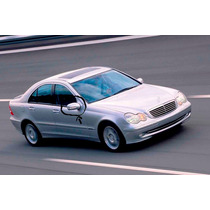 Retrovisor Mercedes Classe C 2004/2007 W/lamp Ld/le