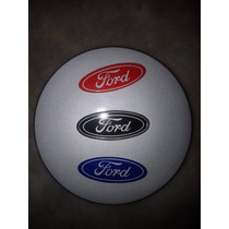 Calotinha Central Para Rodas Aro 14 Ford Modelo Serrinha $25