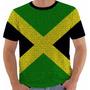 Camisa Camiseta Baby Look Regata Jamaica Bob Marley Reggae 3