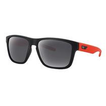 Óculos De Sol Hb H-bomb Matte Black Orange